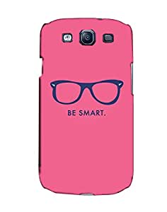 Pick Pattern Back Cover for Samsung I9300 Galaxy S III