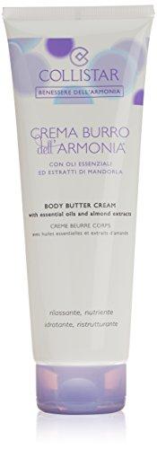 Benessere dell'Armonia Crema Burro 250 ml Crema Corpo Donna