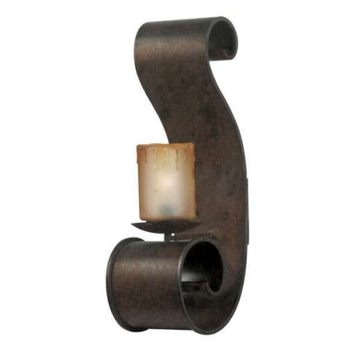 World Imports 9029-89 Adelaide Collection Wall-Mount Outdoor Sconce, Bronze