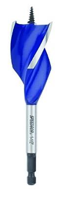 """Irwin Tools 3041021 1 1/2"""" X 6"""" Speedbor Max Drill Bit"""