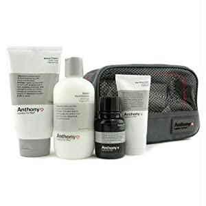 Anthony Logistics for Men The Perfect Shave 6-Piece Kit by Anthony For Men, L.L.C.