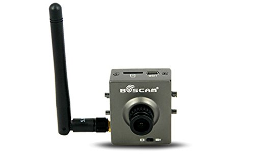 BOSCAM TR1 14401080 1/3 CMOS Camera Integrated with 5.8g 200mw 5645-5945MHz Transmitter for FPV with Antenna