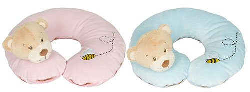 "Kellytoy Kelly Baby Travel Pillow, 10"", 2 Count"