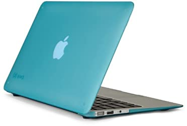 "Speck Products MacBook Air 13"" SeeThru Satin (Peacock Blue)"