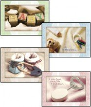 Precious Gifts - Scripture Greeting Cards - KJV
