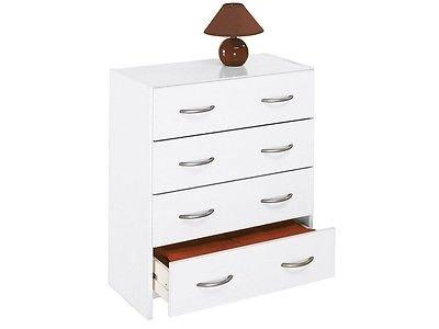 ZEARO Schubladenkommode Nachttisch Sideboard Mehrzweckkommode mit Anrichte