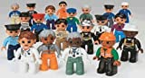 31jX7ggXNLL. SL160  LEGO DUPLO Community People Set Lego Education 20 Piece Set 9224