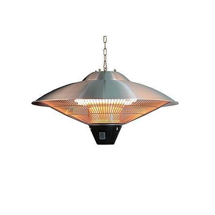 Hiland Indoor/Outdoor Electric Hanging Heat Lamp (Heat Lamp Hanging compare prices)
