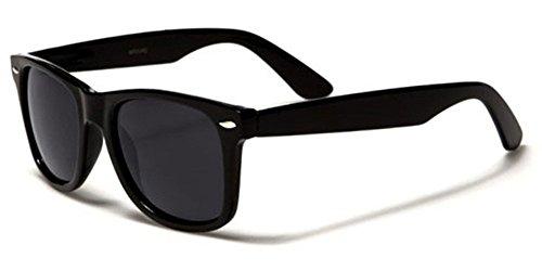 Retro Style Sunglasses Classic 80's Vintage Style Design (Black Matte) (Vintage Glasses 80 compare prices)