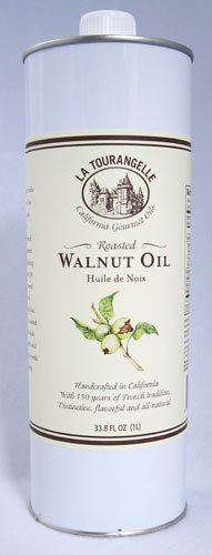 La Tourangelle Roasted Walnut Oil (1000mL)