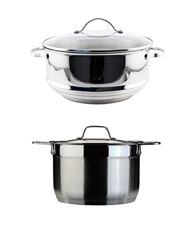 BergHOFF Earthchef Premium & Professional 3-Piece Steamer Set