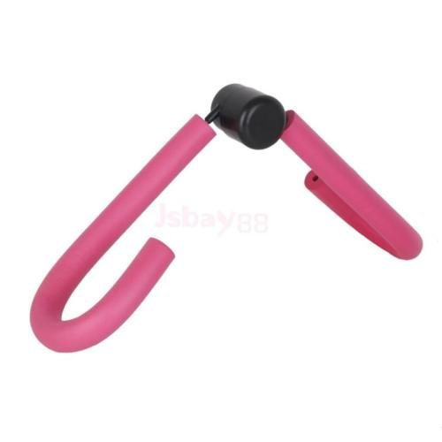 dianststm-thigh-master-leg-arm-muscle-gym-toner-sports-fitness-exercise-machine-pink