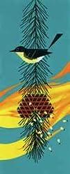 Kirtland's Warbler – Charley Harper L…