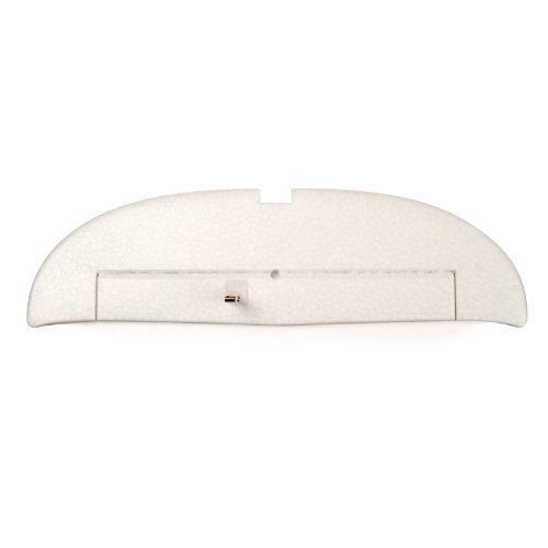 EasySky Horizontal Stabilizer for Dolphin Glider Airplane, White - 1