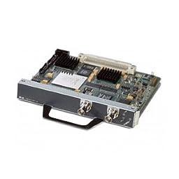 Cisco, 2-Port Multichannel Enhanced Capability Port Adapter Expansion Module Hdlc, Frame Relay, Ppp, Mlppp, Frf.12 2 Ports T-3 Refurbished For Cisco, 7201, 7204, 7206, 7206Vxr, 7301, 7301 Vam2+ \