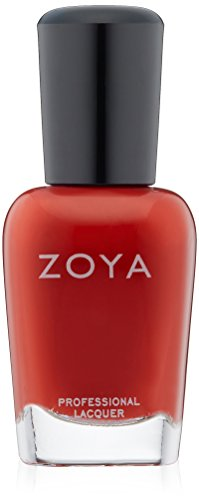 ZOYA Nail Polish, Tamsen, 0.5 Fluid Ounce (Red Orange Nail Polish compare prices)