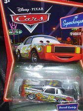 Disney Pixar Cars Supercharged Darrell Cartrip by mattel