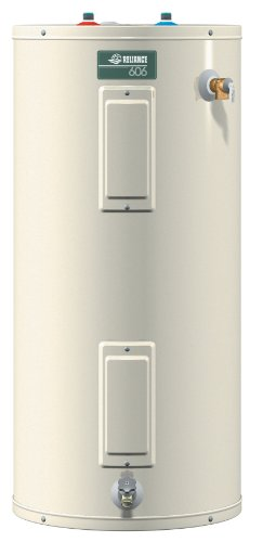 Reliance 6 30 Dort 30 Gallon Tall Electric Water Heater