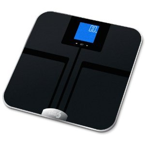 Image of EatSmart Precision GetFit Digital Body Fat Scale w/ 400 lb. Capacity & Auto Recognition Technology with FREE MINI TOOL BOX (DH) (B0085ZNZCW)