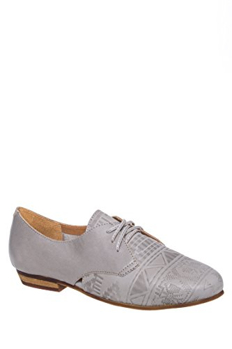June Bug Lace - Up Casual Oxford