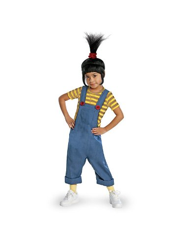 Despicable Me Deluxe Childs Costume, Agnes Costume