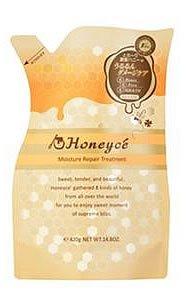 Honeyce'(ハニーチェ) モイスチャーリペア トリートメント つめかえ用 420g