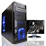Microtel Computer AM7069 Gaming PC Computer with AMD FX 6300 3.5GHz 8GB DDR3 1600MHZ 1TB Hard Drive 7200RPM...