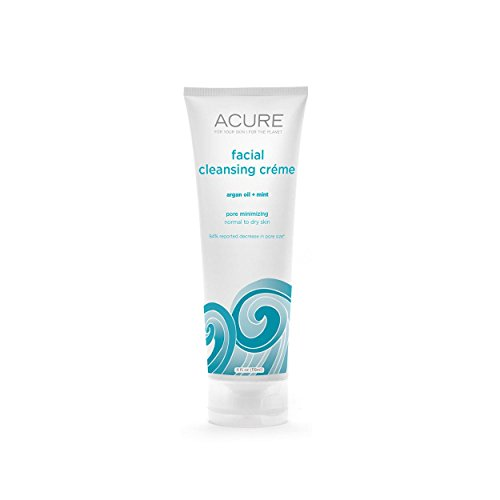Acure Organics All Natural Argan Oil And Mint Face Wash