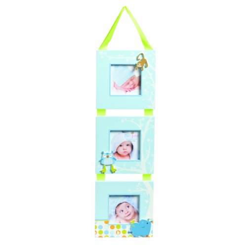 Nat and Jules Hanging Tier Frames, Blue