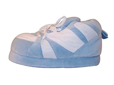 Happy Feet - Light Blue - Slippers - 2XL