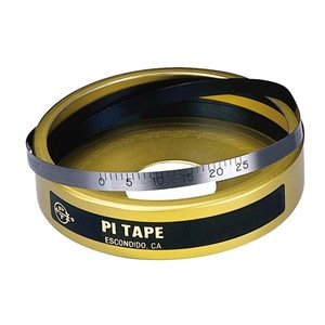 how to use a diameter tape measure