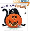 Scaredy-Cat, Splat! (Splat the Cat) [Hardcover]