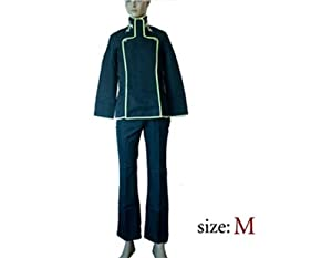Tanboo Animation Code Geass Cosplay Costume M (Black)