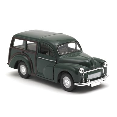 Morris Minor Traveller Toy Car