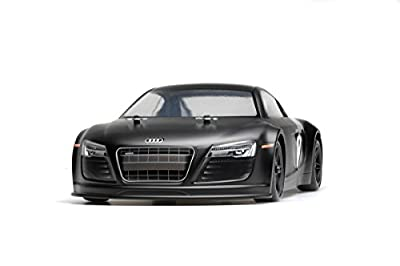 Kyosho Fazer VE Audi R8 AWD Stealth Black Brushless Electric RC Car