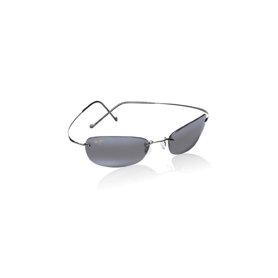 Maui Jim Wailea sunglasses NEW 503 02 Gunmetal/Neutral Grey