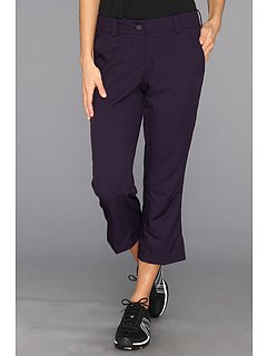 Nike Nike Golf Modern Rise Tech Crop Pant, Purple Dynasty/Purple Dynasty, Size 8