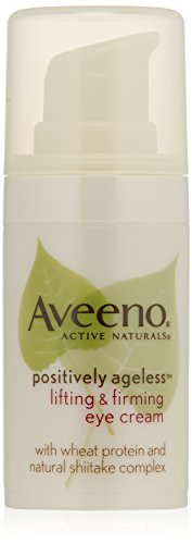 Aveeno Active Naturals Positively Ageless Lifting & Firming Eye Cream with Natural Shitake Complex, 0.5 Ounce (Cream Under The Eye compare prices)