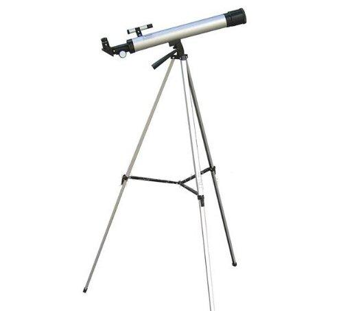 100X, 50X Refractor Telescope With Tripod