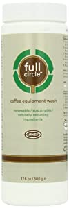 Urnex Full Circle Coffee Equipment Wash 17.6 oz. from Urnex