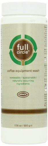 Urnex Full Circle Coffee Equipment Wash 17.6 oz.