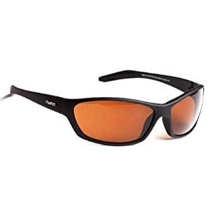 Numa Sport Optics Explorer with Polarized Copper Lens, Black by Numa Sport Optics
