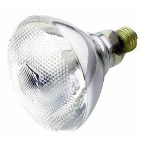 **12 PACK** Havells - 75BR38/FL/RS - 75 Watt BR38 Outdoor Incandescent Flood Light Bulb, Rough Service