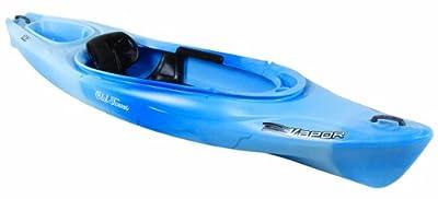 01-Vapo Old Town Canoes and Kayaks 10 Vapor Recreational Kayak