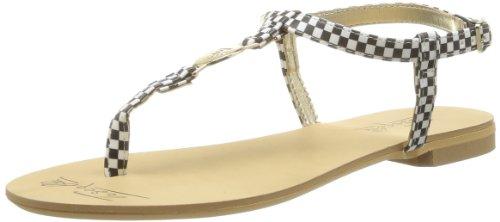 Tosca Blu Shoes  L.Beige,  Infradito donna Bianco Blanc (C00 Bianco) 41