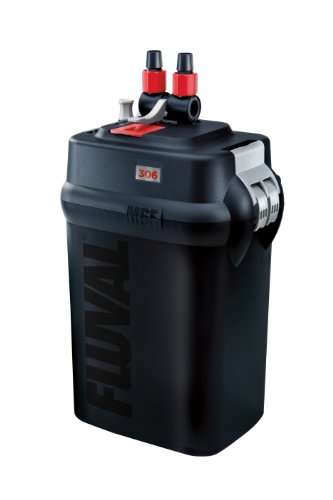 Fluval 306 External Filter (Canister Aquarium Filters compare prices)