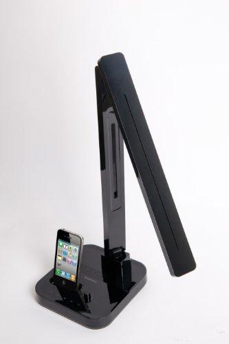 Best Desk Lamp Softech Black Led Desk Lamp With Ipod