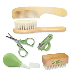 Green Sprouts Baby Care & Grooming Set - 1