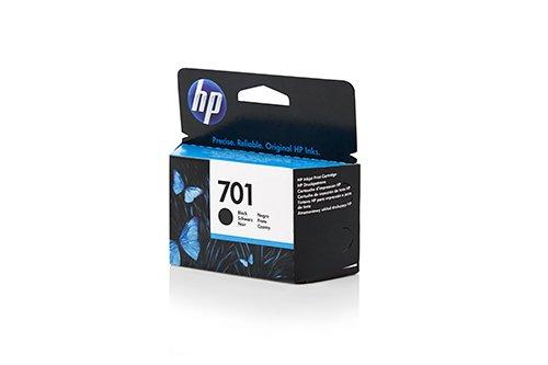 Encre hP original nr 701 cC635AE - 1-cartouche de toner-noir - 6 ml-compatible fax pour 650