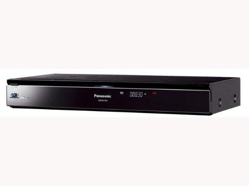 Panasonic DIGA HDD搭載ハイビジョンブルーレイディスクレコーダー 3TB ブラック DMR-BZT830-K